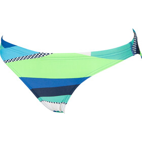 arena Real Zwemslip Dames, bali green multi